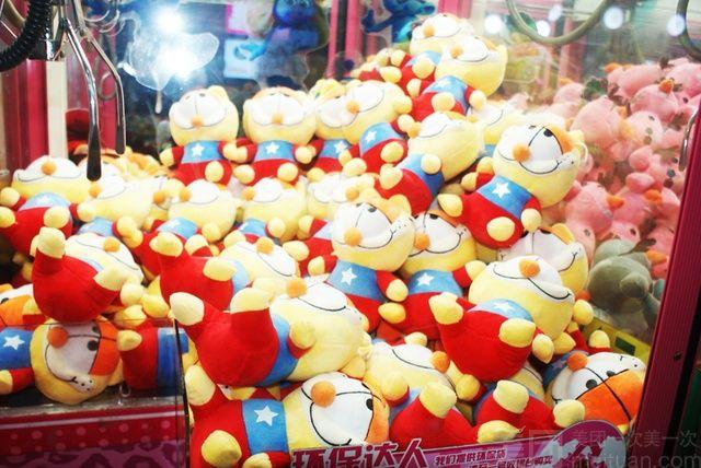 :长沙今日团购:【司门口】城市英雄电玩俱乐部仅售69.9元,价值110元游戏币110枚!
