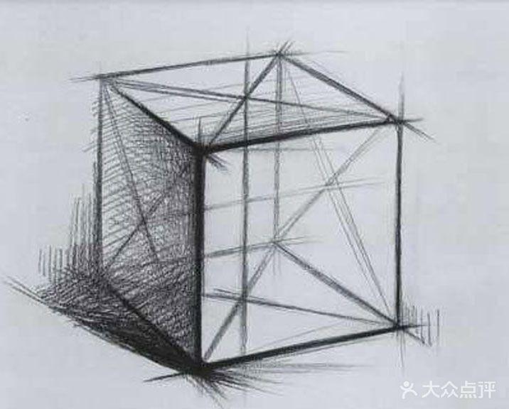 单体几何体结构画法