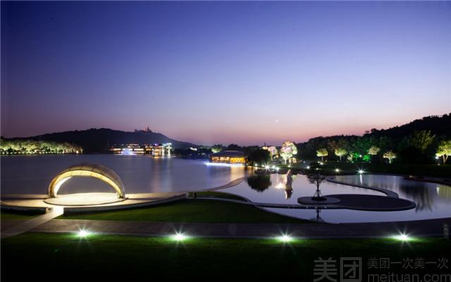 上海月湖雕塑公园-美团
