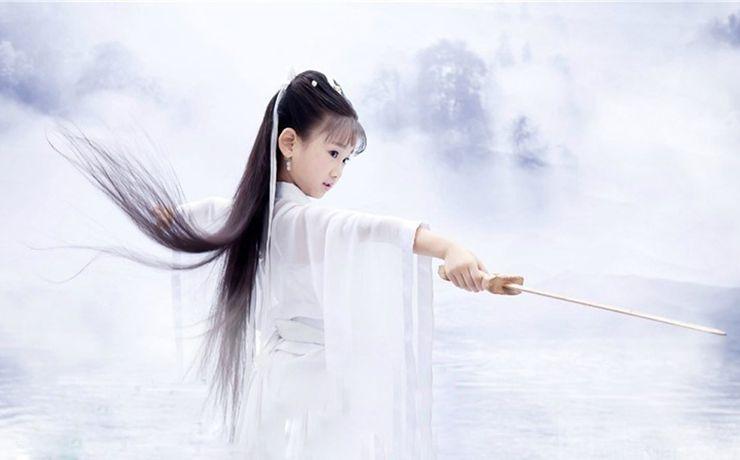 【格桑花摄影工作室】儿童古装写真