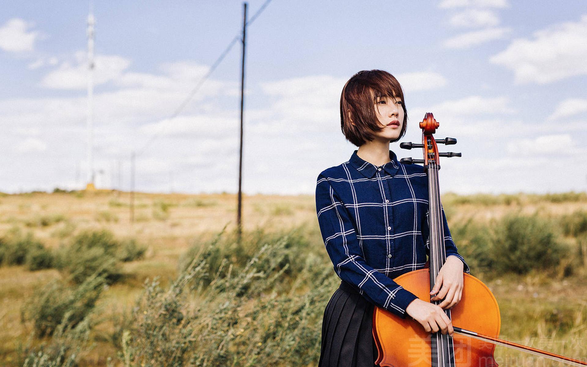 大提琴曲谱 青花瓷