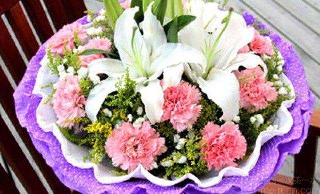 三色堇鲜花坊-美团