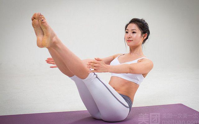 炼·瑜伽-美团