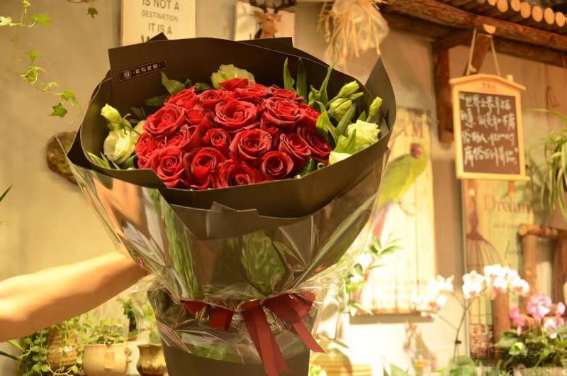 花与花匠-美团