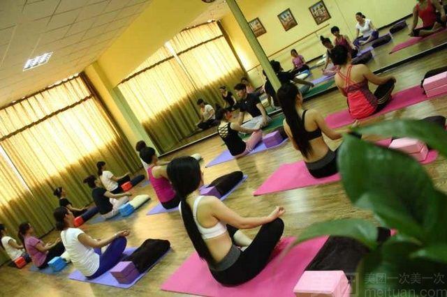 爱·瑜伽会馆-美团