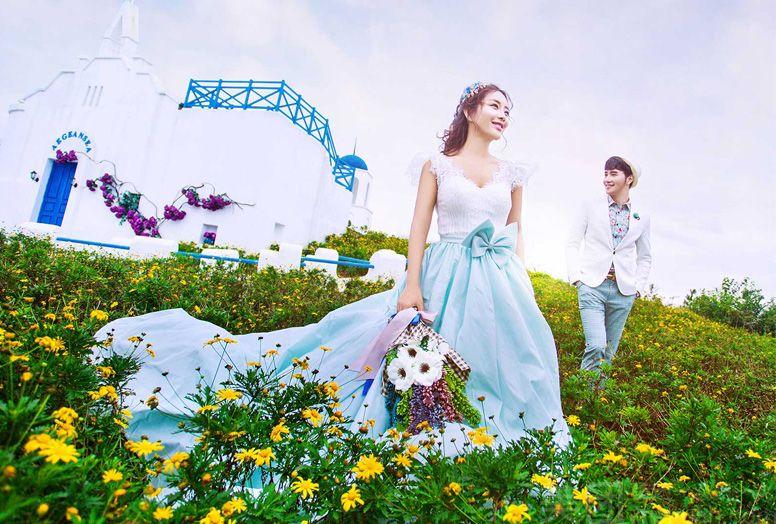 巴黎婚纱摄影-美团
