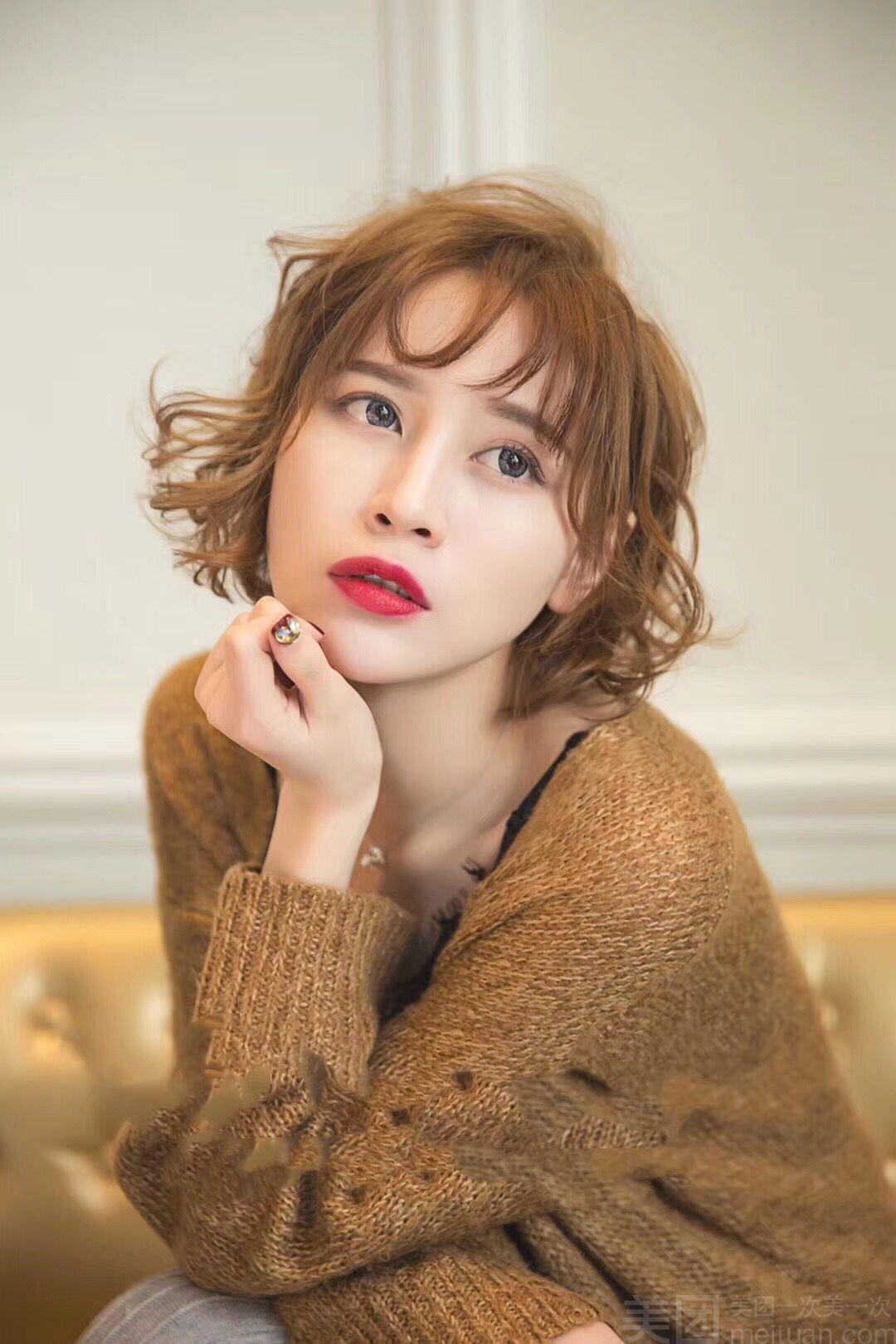 【b.boss美发造型】温德芭烫发/染发套餐图片