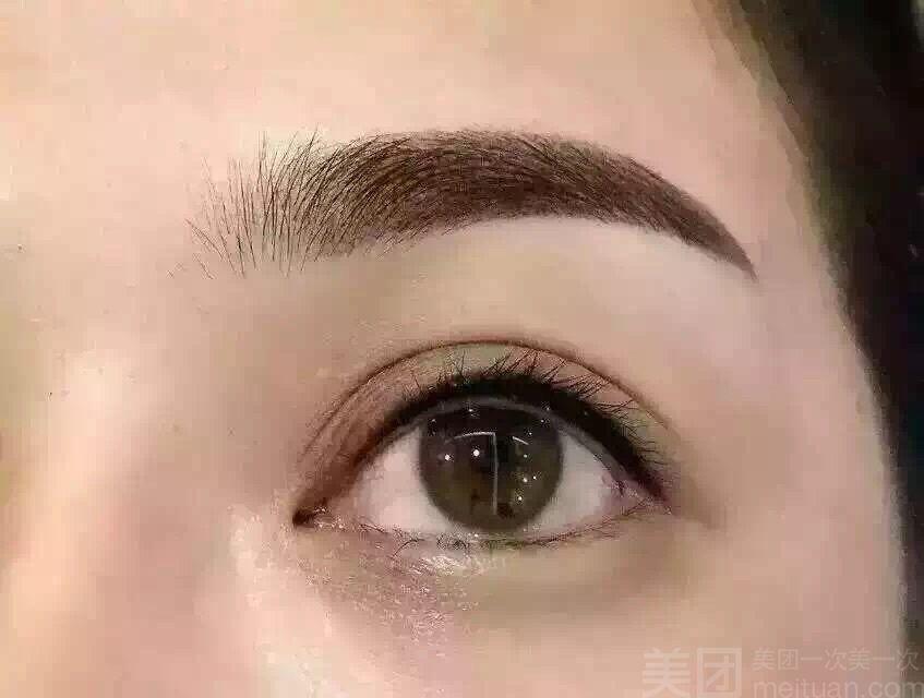 【素颜美美-眉眼唇私人定制团购】成都素颜美美-眉眼