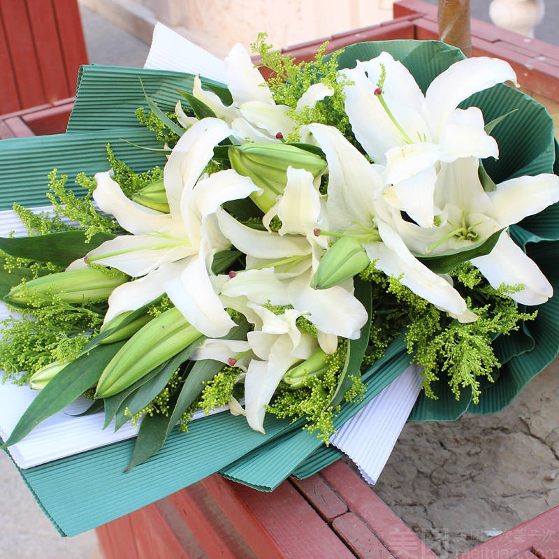 鲜花私人订制-美团