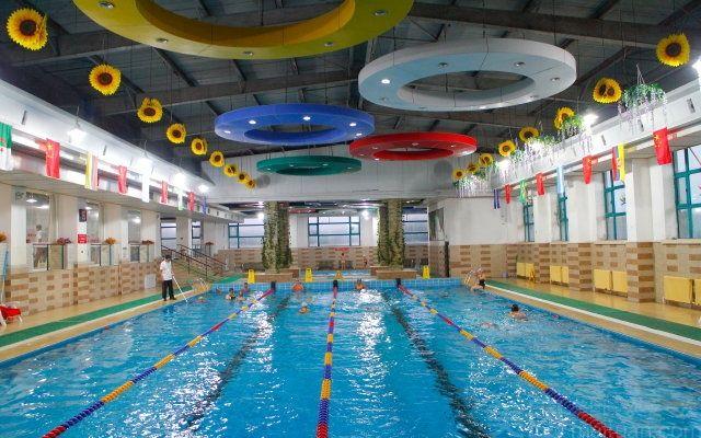 国奥游泳馆-美团