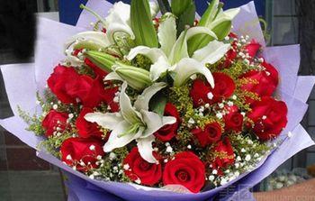 【茌平等】流行花园鲜花店-美团