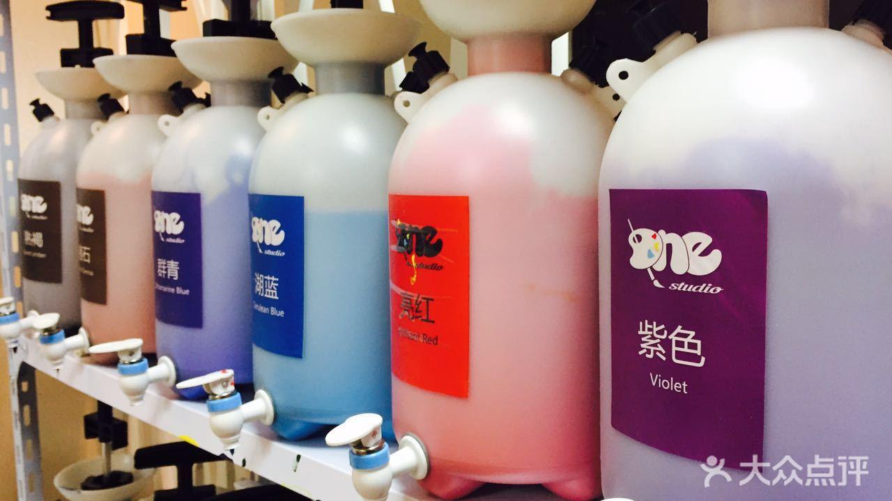 全色系进口环保颜料(丙烯)图片