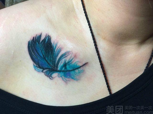 臻簪刺青纹身工作室(中国高端刺青名店)-美团
