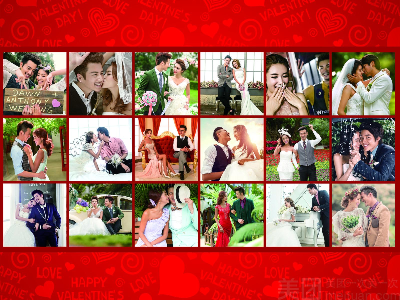 PARIS巴黎新娘(国际婚纱摄影)-美团