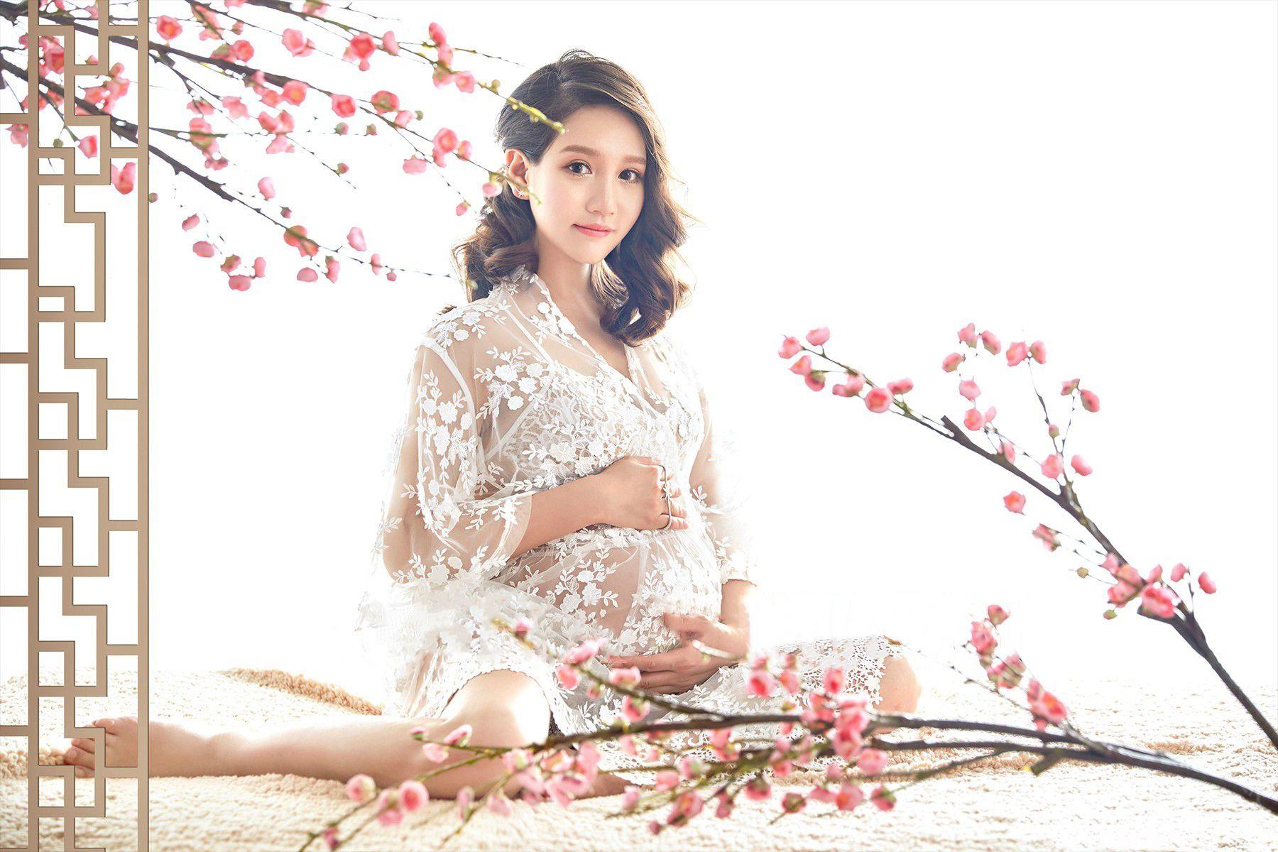 梵森映画纯女子写真▪孕妇馆(国贸店)-美团