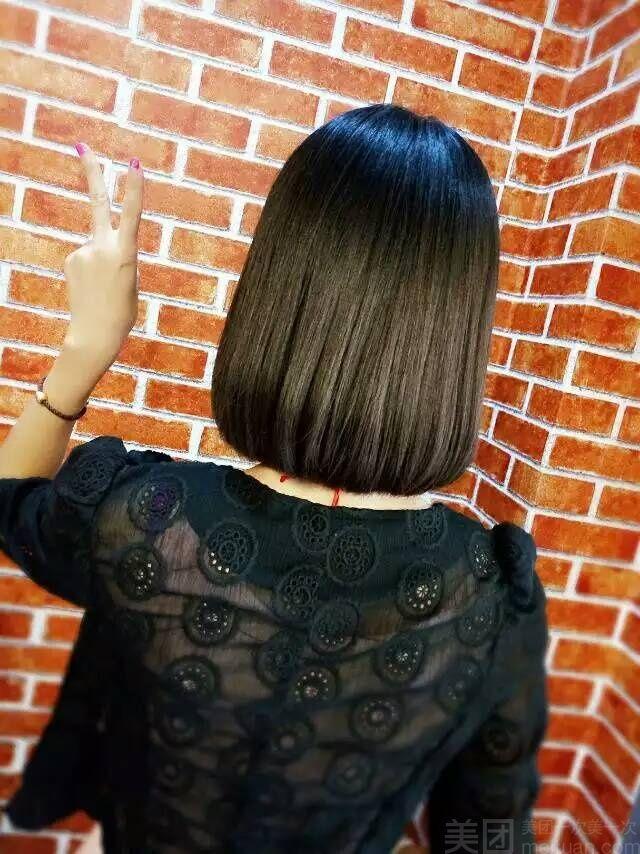 青岛发型师【发型师】单人发型师蜡染造型-千团网