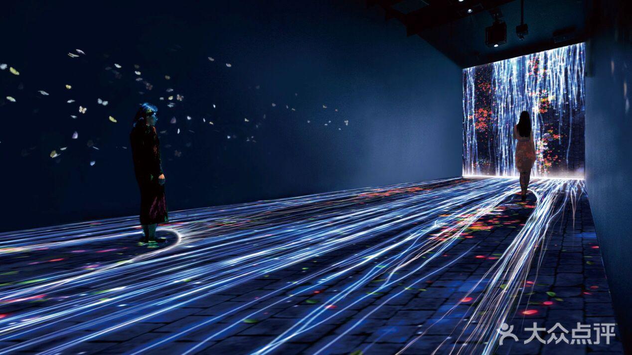 [和平路] 梦炫世界大型vr光影互动体验馆图片