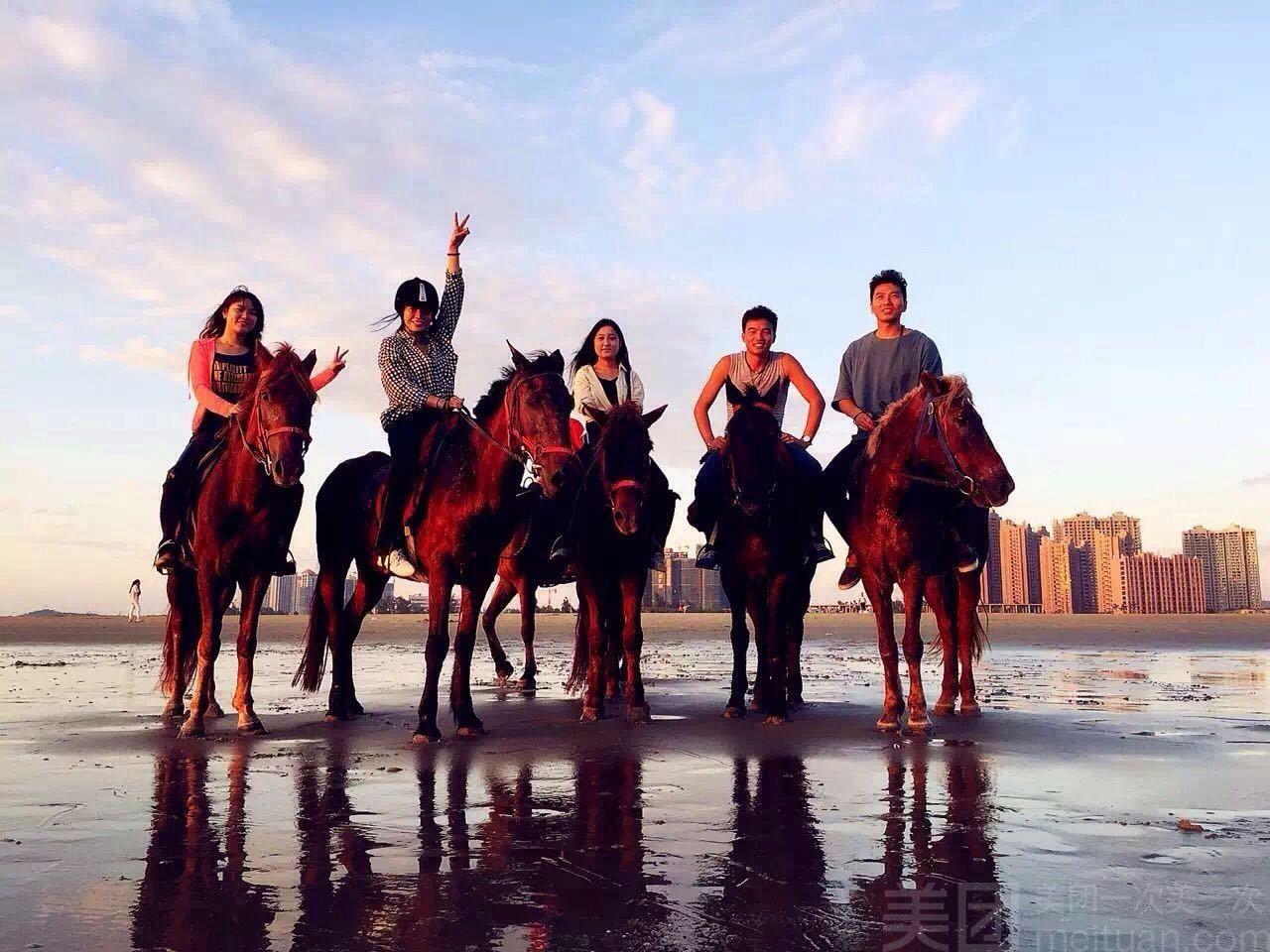 幸福骑马俱乐部-美团