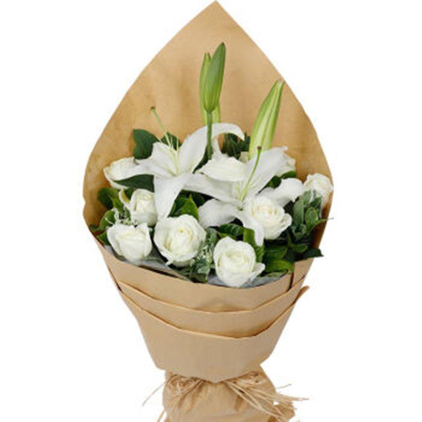 团购心意鲜花 11支玫瑰花束 心形礼盒2选1 美团网