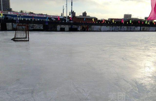 呼和浩特呼和浩特市赛马场冰场 单人冰场 冰车套餐团购优惠券 图 呼和
