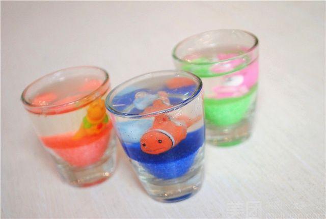 玩逸生活怎么样_团购玩逸生活-手工制作果冻杯(小)