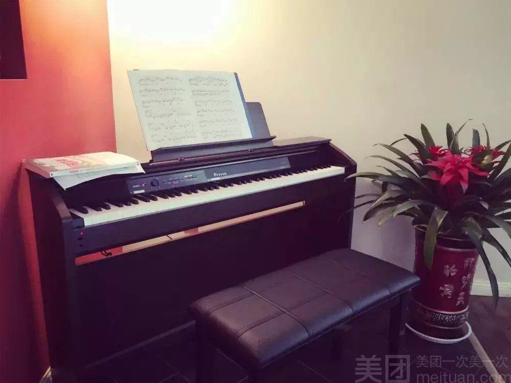 成人钢琴吧(高新店)-美团