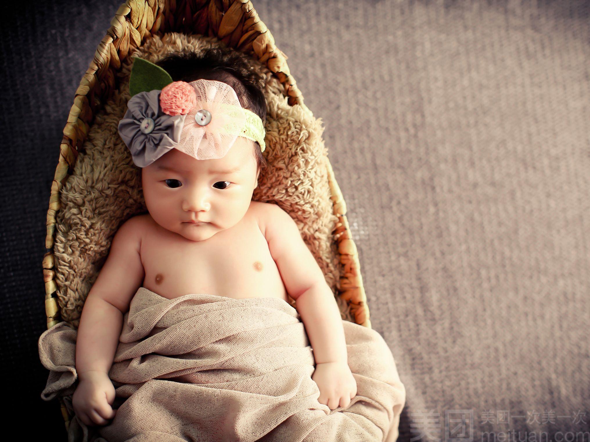 巴中柠檬树专业儿童摄影工作室-美团