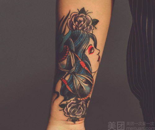 墨子轩刺青工作室-美团