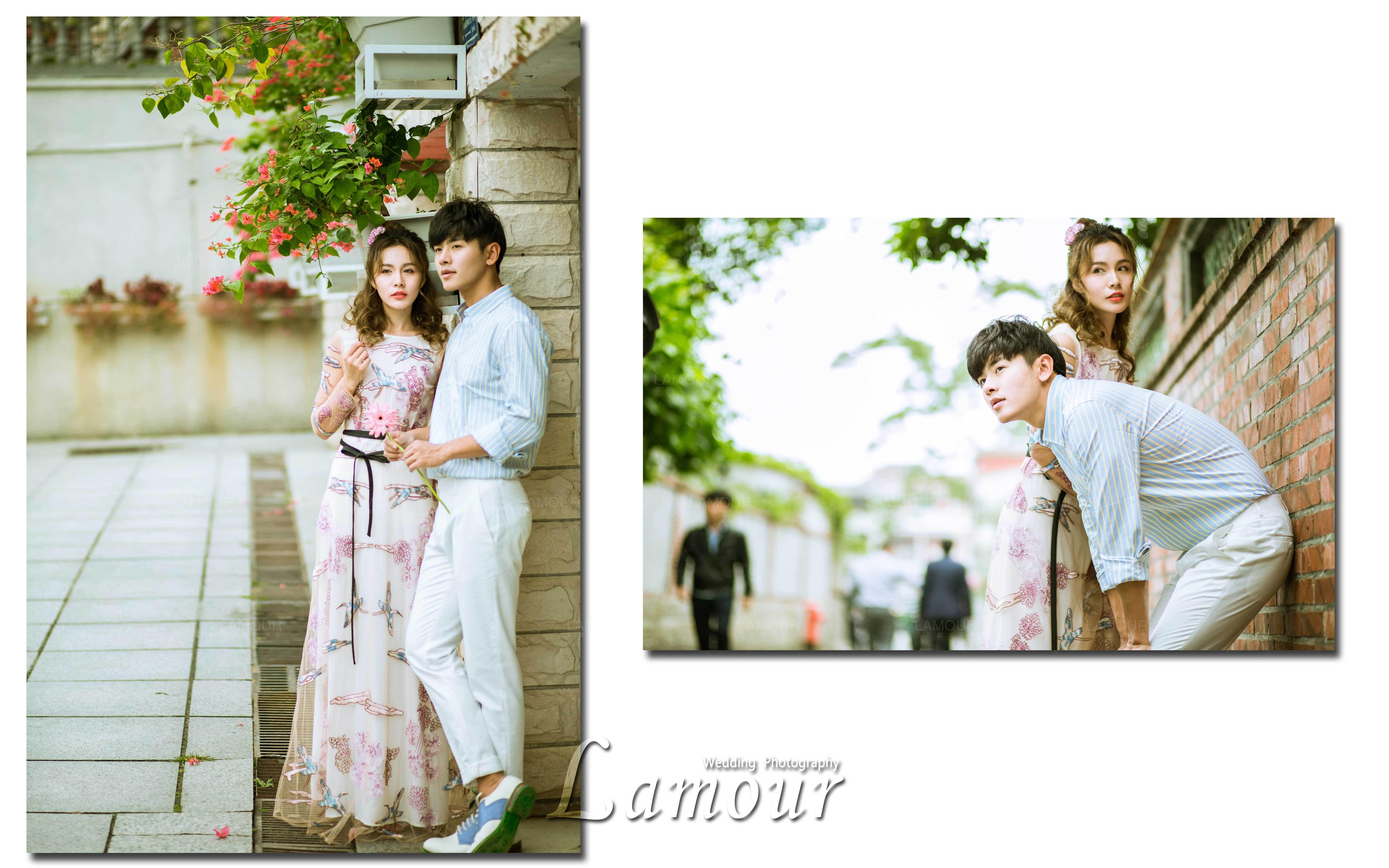 婚纱摄影的技巧