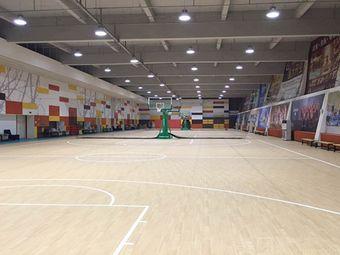 伯明頓籃球館