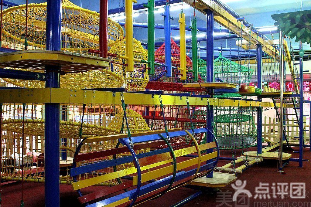 宝乐儿童乐园-美团