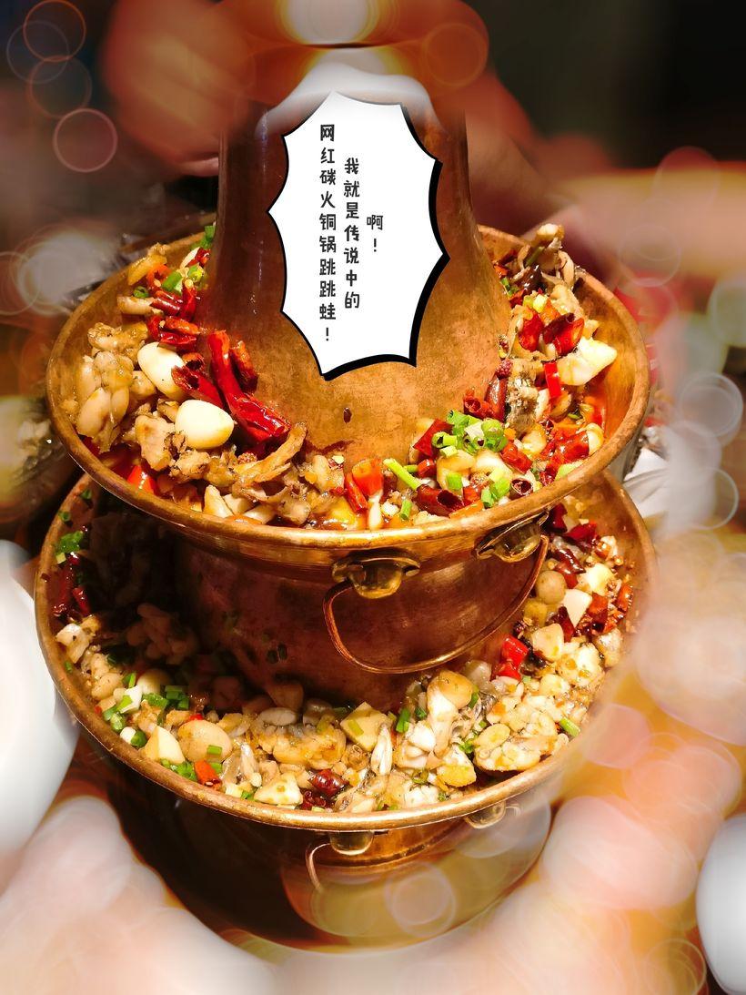 菜品主要以虾,蟹,蛙以及各种烧烤为主 老板是湖南人,还有些湖南小吃