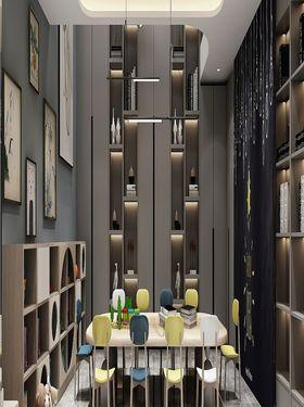 20万以上140平米四北欧风格餐厅图