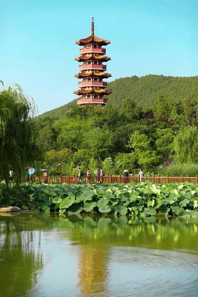 是徐州云龙湖风景区主要景点
