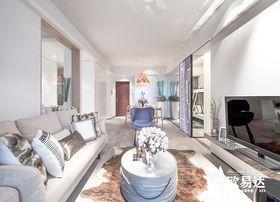 120平米北欧风格客厅装修案例