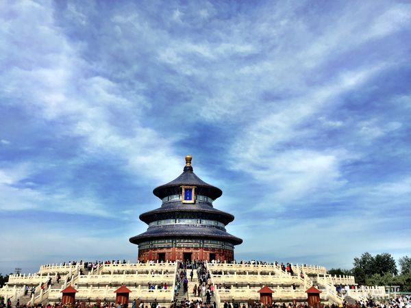 北京知名圆形建筑