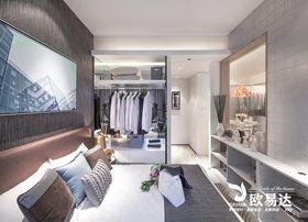 120平米北欧风格卧室图