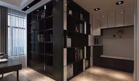 110平米三現代簡約風格書房裝修案例