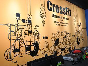 CrossFit暘综合体能健身馆(瑞北路口店)
