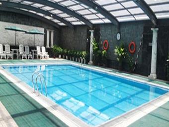 银都酒店·游泳健身