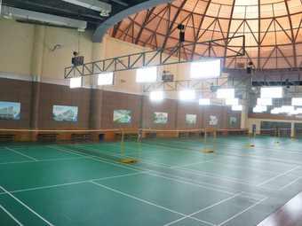 同人紫荊文體中心·羽毛球館
