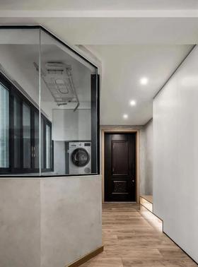 15-20萬100平米三室一廳現代簡約風格玄關圖