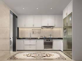 豪華型140平米四現代簡約風格廚房裝修案例