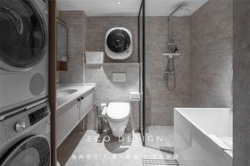 富裕型120平米三現代簡約風格衛生間設計圖