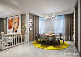 140平米別墅美式風格餐廳裝修效果圖