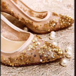 仙履坊Maillsa 婚鞋·手工女鞋高级定制·Maillsa女鞋