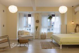 100平米三室兩廳北歐風格臥室圖片大全