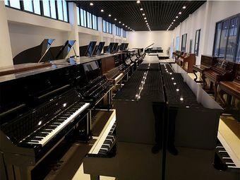 格格说苏州钢琴专卖店工厂