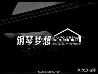 钢琴梦想家