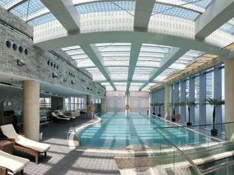五星级酒店游泳培训(皇家艾美店)